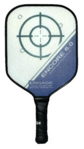 Engage Encore 6.0 Pickleball Paddle - blue